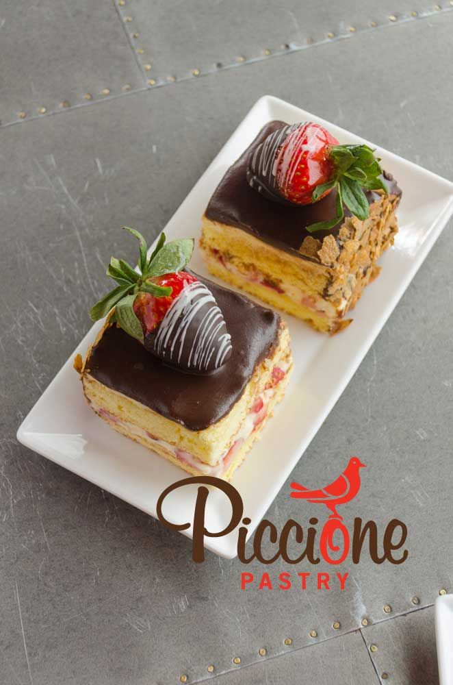 is sure to love our Chocolate Covered Strawberry Cassata Cake ...