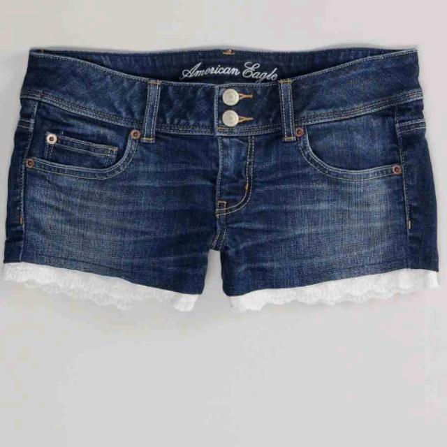 american eagle jean shorts men