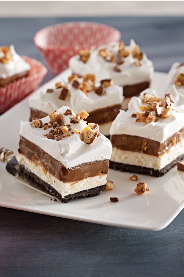 How to Make a Candy Bar Cheesecake recommendations