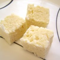 Coconut Fudge Recipe | Desserts and Sweet Treats | Pinterest