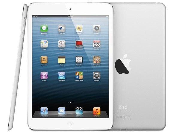 Apple iPad mini with a 1,024 x 768 display, A5 CPU