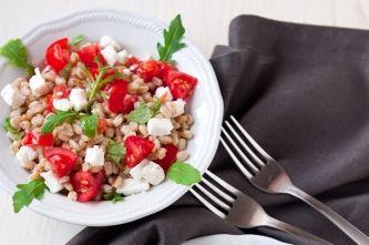 Farro Salad | Yummy Food | Pinterest