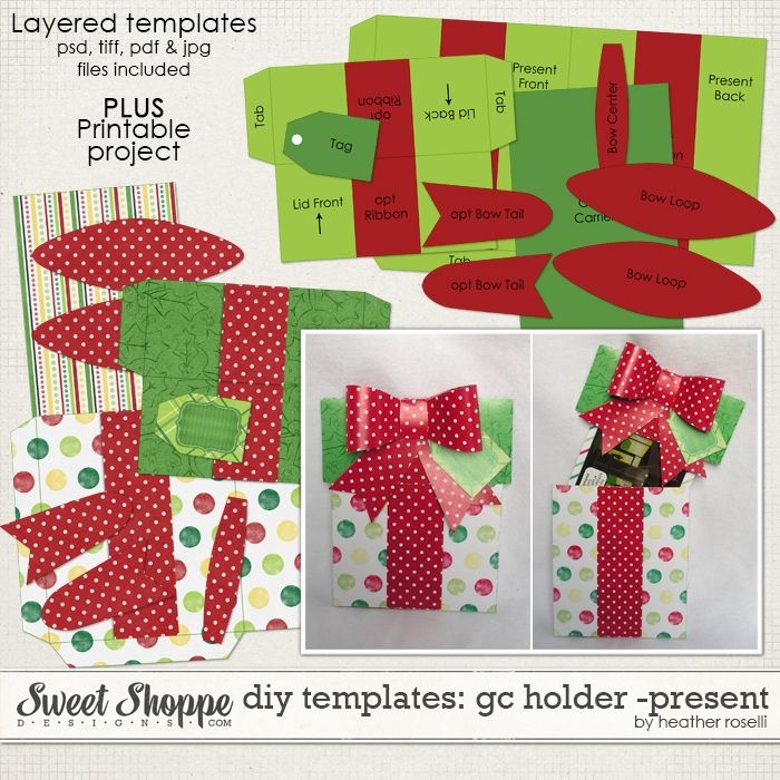 Pin by Heather Roselli Designs on DIY Paper Project Templates u0026 Print ...