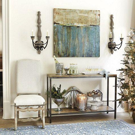 Set of 2 Capistrano Dining Chairs by Ballard Designs  I  ballarddesigns.com