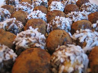 Sephardic Charoset Truffles | TRUFFLES RECIPES | Pinterest