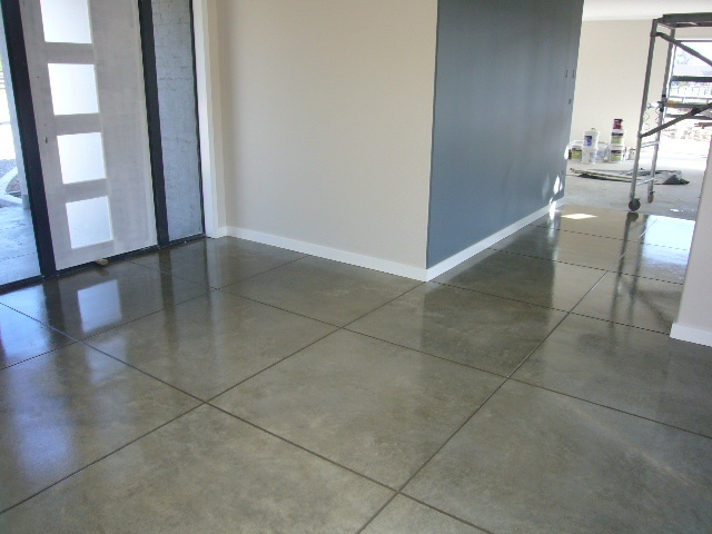 Sealed concrete floors for the home pinterest for How to clean sealed concrete floors