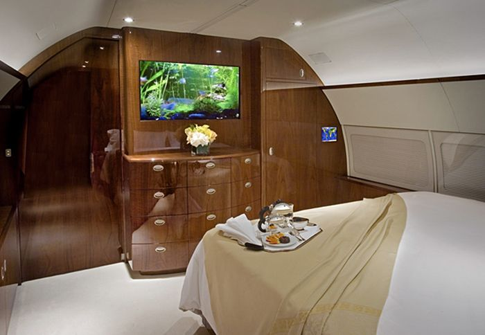 My Jet Bedroom  FLYING PRIVATE  Luxurious JETS  Pinterest