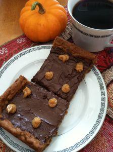 Peanut Butter Bars - gluten free