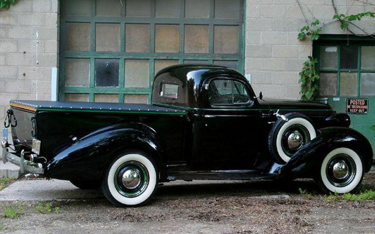 1937 Studebaker Coupe Express Vintage Vehicles I Wish