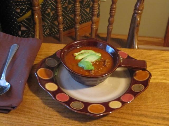 Sirloin Steak Chili ~ Faithfulness Farm | Recipes to try | Pinterest