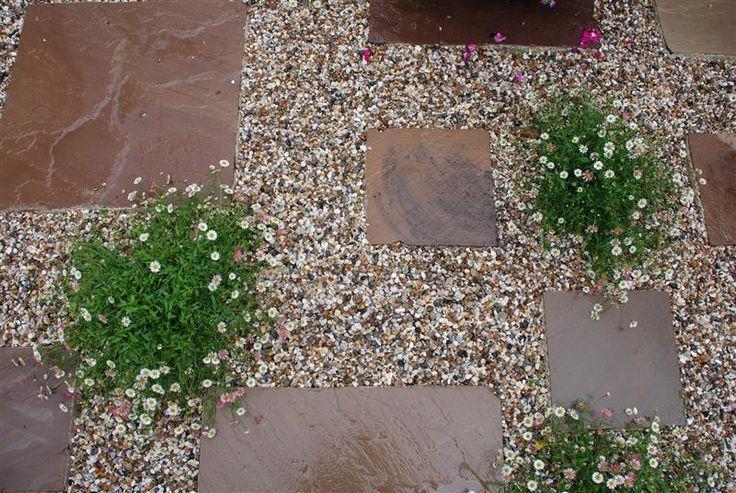 gravel garden garden pinterest