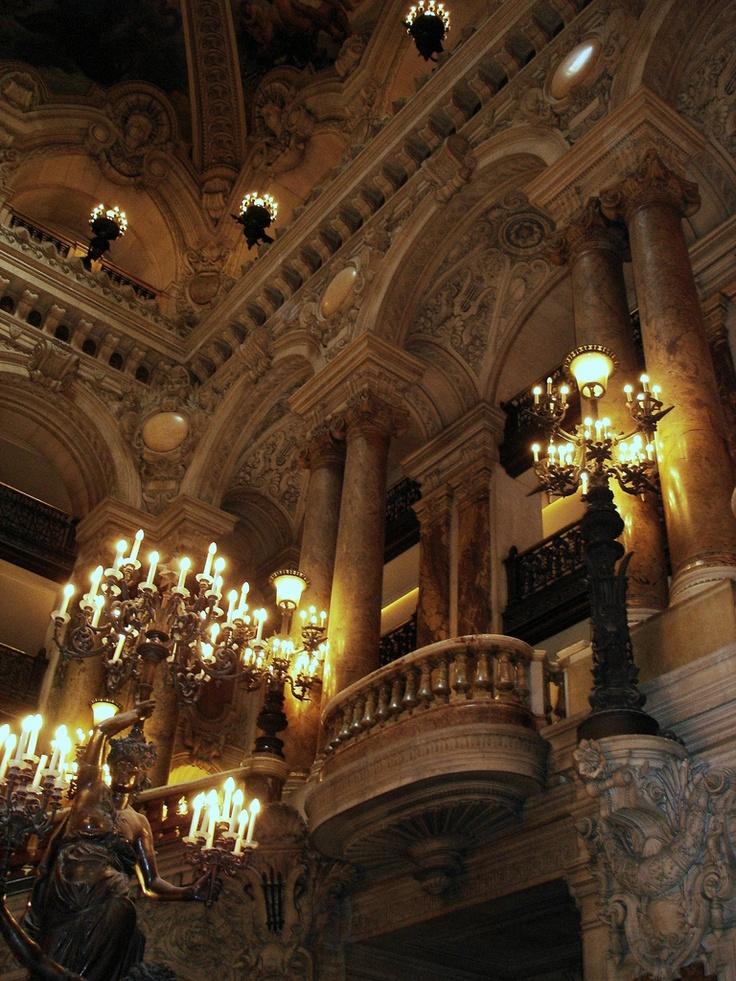 interior of paris opera house architecture pinterest. Black Bedroom Furniture Sets. Home Design Ideas