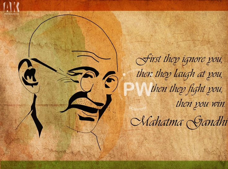 Gandhi ji | Photo Quotes | Pinterest