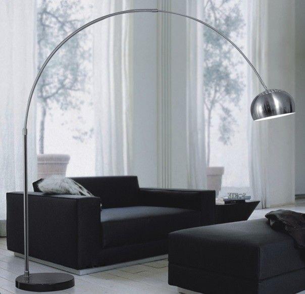 arc lamp for living room for the home pinterest. Black Bedroom Furniture Sets. Home Design Ideas