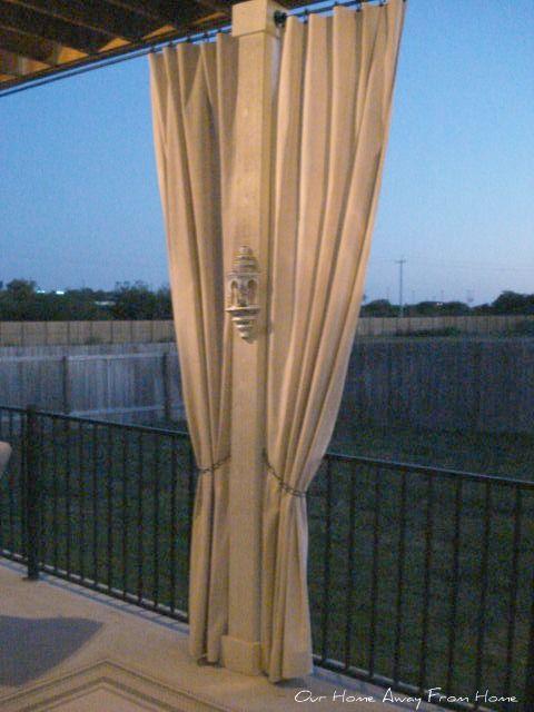 Canvas Drop Cloth Curtains Canvas Drop Cloth Projects