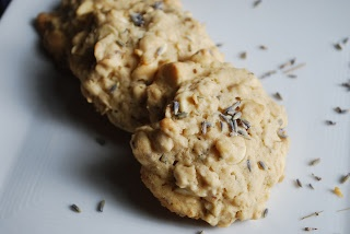 Lavender Oatmeal Cookies | Cookies, Bars and Candy. | Pinterest