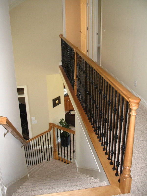 Best Staircase With Hallway Balcony Staircases Railings 400 x 300