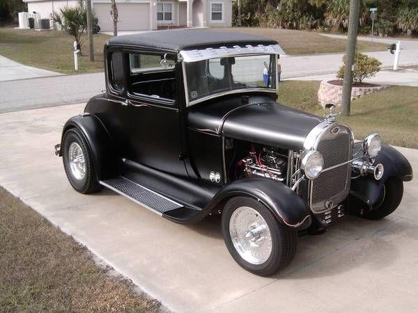 Craigslist 1929 ford model a
