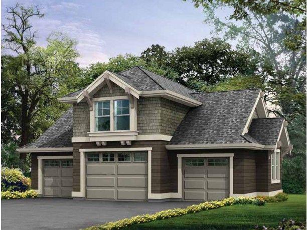 Craftsman Style Hip Roof Housing Interior Design