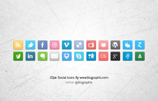 Free PSD and Vector resources for web design
