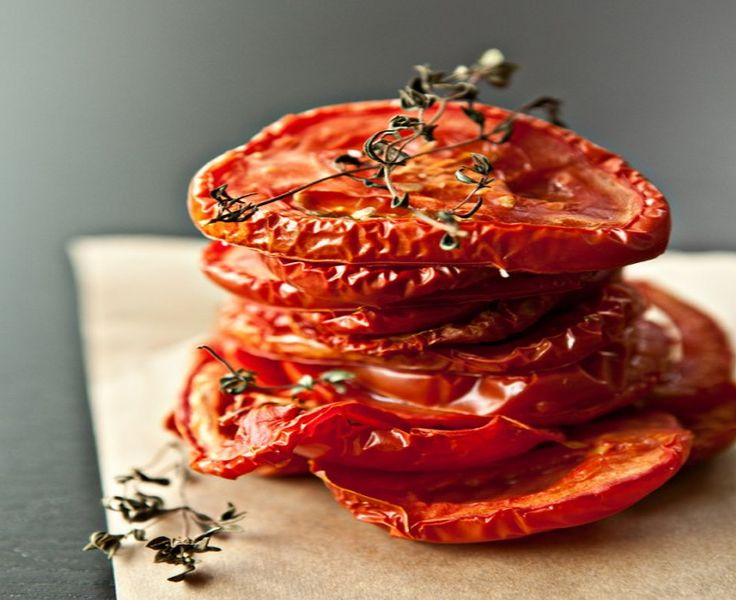 SLOW ROASTED TOMATO BLT | Food | Pinterest