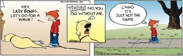Red and rover comic strip march 12 2014 on gocomics com