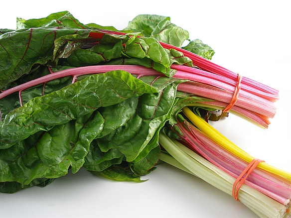 Fully Grown Swiss Chard by culinarycory, via Flickr