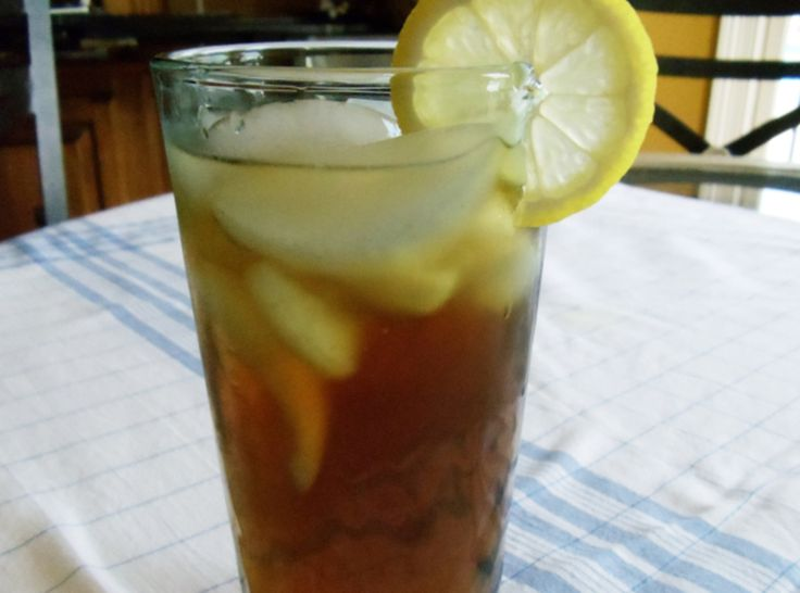 SOUTHERN SWEET TEA - I love iced tea. I think I cut my teeth on iced ...