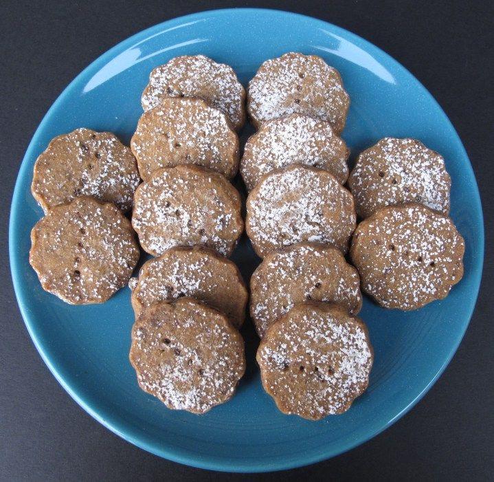 Espresso Chocolate Shortbread Cookies | Food Allergies Suck. That is ...