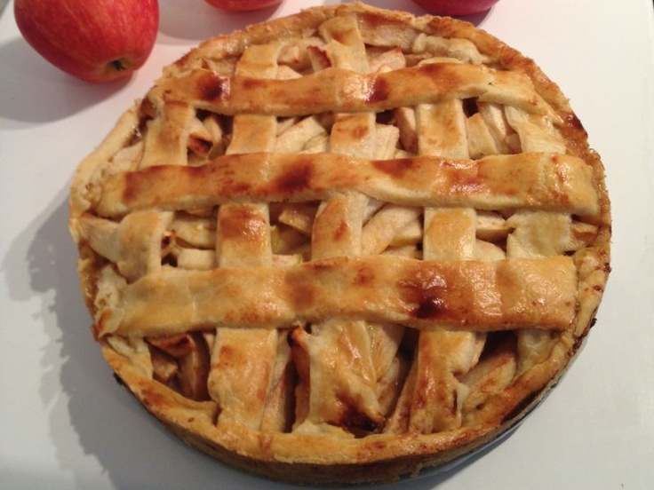 American Apple Pie Recipes — Dishmaps