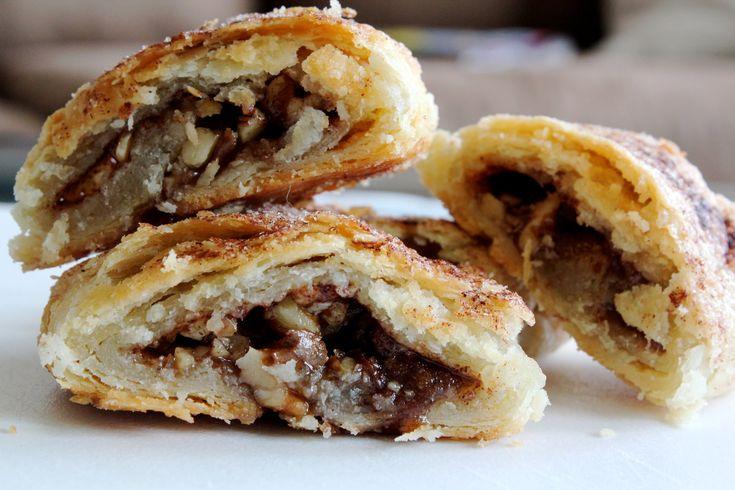 Cinnamon Roll Strudel- tastes just like a Cinnabon!