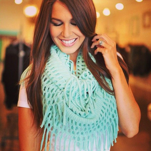 Love everything about scarves!!!!!