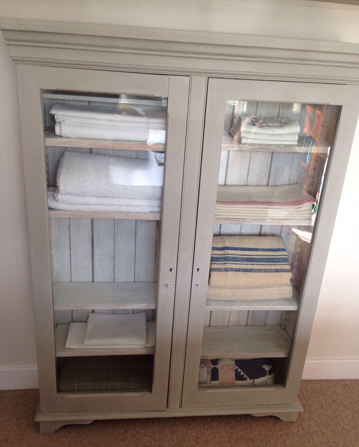 Vintage Linen Cupboard Buy It Now 345