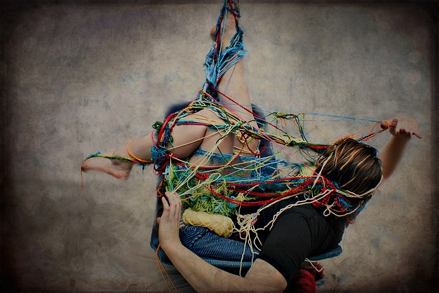Tangled up in yarn. | Pretty Things | Pinterest Zebra Weight