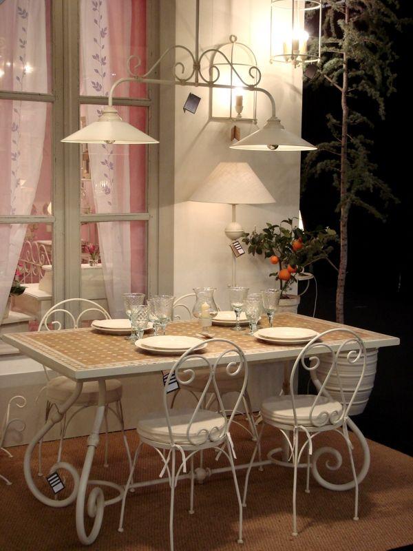 Pin by decorarconarte on decoracion con forja pinterest - Muebles de forja en sevilla ...