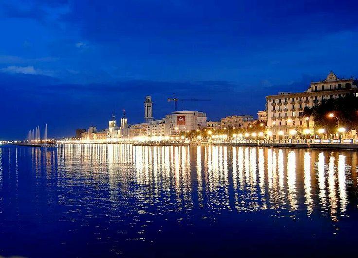 Bari lungomare | Italy | Pinterest