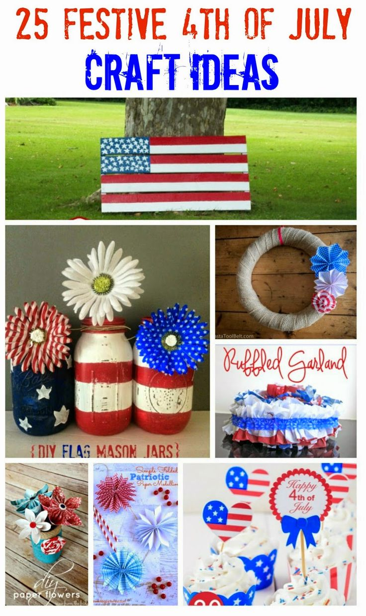4th of july craft pictures