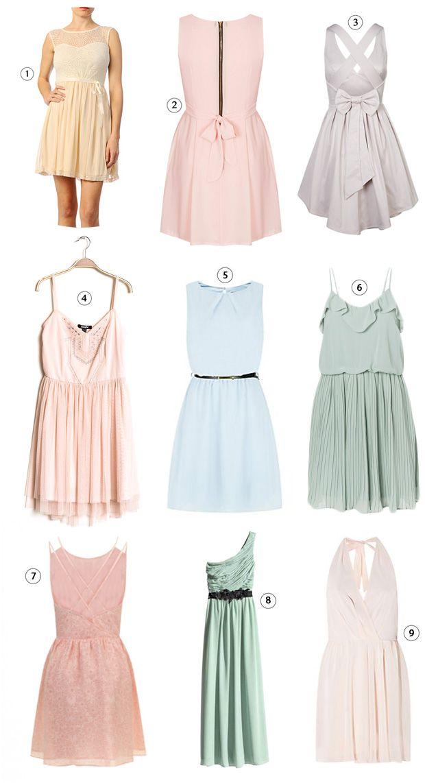 robe pour un mariage  Tenues & Style  Pinterest