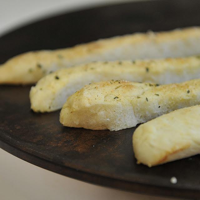 homemade garlic bread sticks these sound delicious