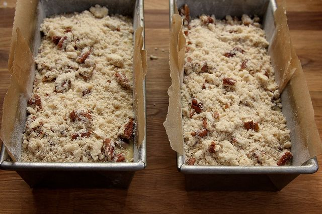 cranberry orange amp pecan coffee cake by joythebaker com