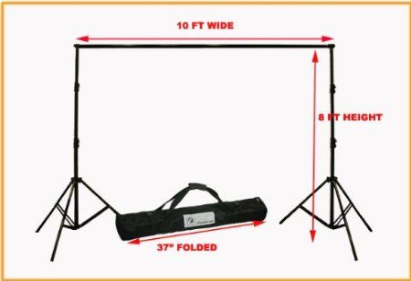 Photography Backdrop Stand