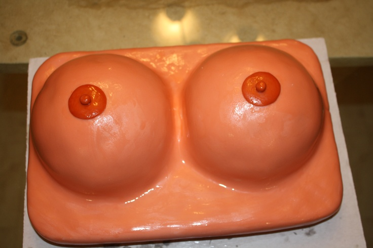 boobs cake pan