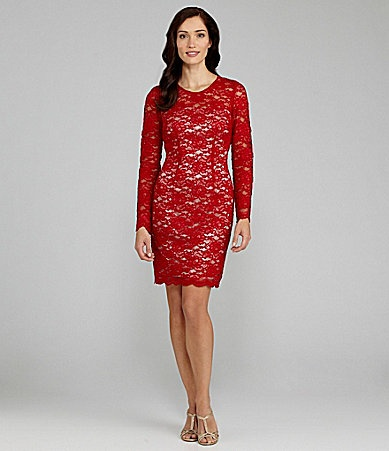 Jax longsleeve lace dress another christmas party option