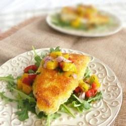 Cornmeal Crusted Catfish | Pesce | Pinterest