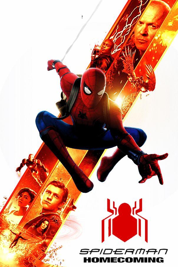 Homecoming spiderman kinox
