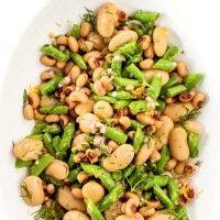 Borlotti Beans with Garlic and Olive Oil - Bon Appétit