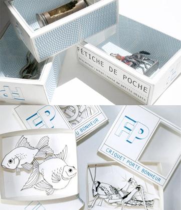 """""""Fétiche de poche"""" petits objets anciens"""