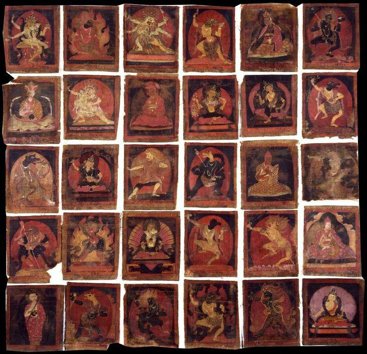 Himalayan Tsagli (initiation cards)