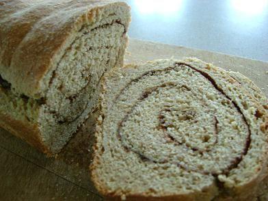Homemade Cinnamon Bread | Food | Pinterest