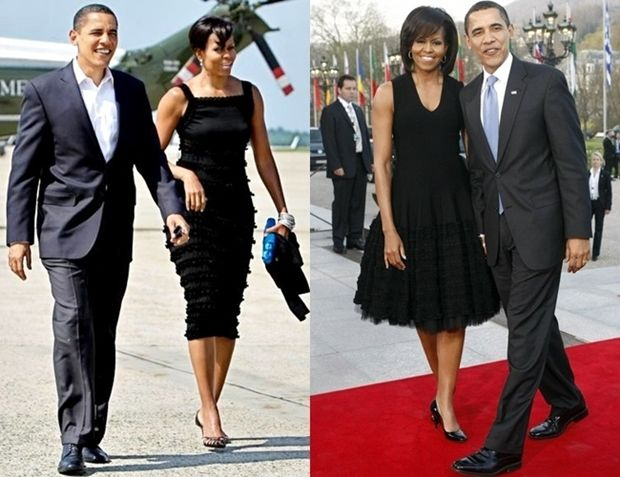 Michelle obama style pictures to pin on pinterest tattooskid for Does obama have a tattoo